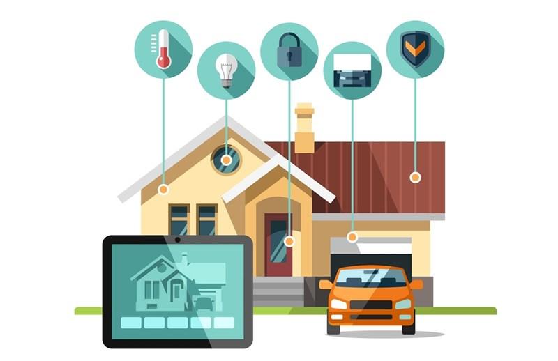 La domòtica és el conjunt de tecnologies aplicades al control i l'automatització intel·ligent de l'habitatge, que permet una gestió eficient de l'ús de l'energia, a més d'aportar seguretat, confort, i comunicació entre l'usuari i el sistema. Un sistema domòtic és capaç de recollir informació provinent d'uns sensors o entrades, processar i emetre ordres a uns actuadors o sortides. El sistema pot accedir a xarxes exteriors de comunicació o informació. La domòtica aplicada a edificis no destinats a habitatge, és a dir oficines, hotels, centres comercials, de formació, hospitals i terciari, es denomina, immòtica. La domòtica permet donar resposta als requeriments que plantegen aquests canvis socials i les noves tendències de la nostra forma de vida, facilitant el disseny de cases i llars més humanes, més personals, multifuncionals i flexibles. El sector de la domòtica ha evolucionat considerablement en els últims anys, i actualment ofereix una oferta més consolidada. Avui en dia, la domòtica aporta solucions dirigides a tot tipus d'habitatges, incloses les construccions d'habitatge oficial protegit.